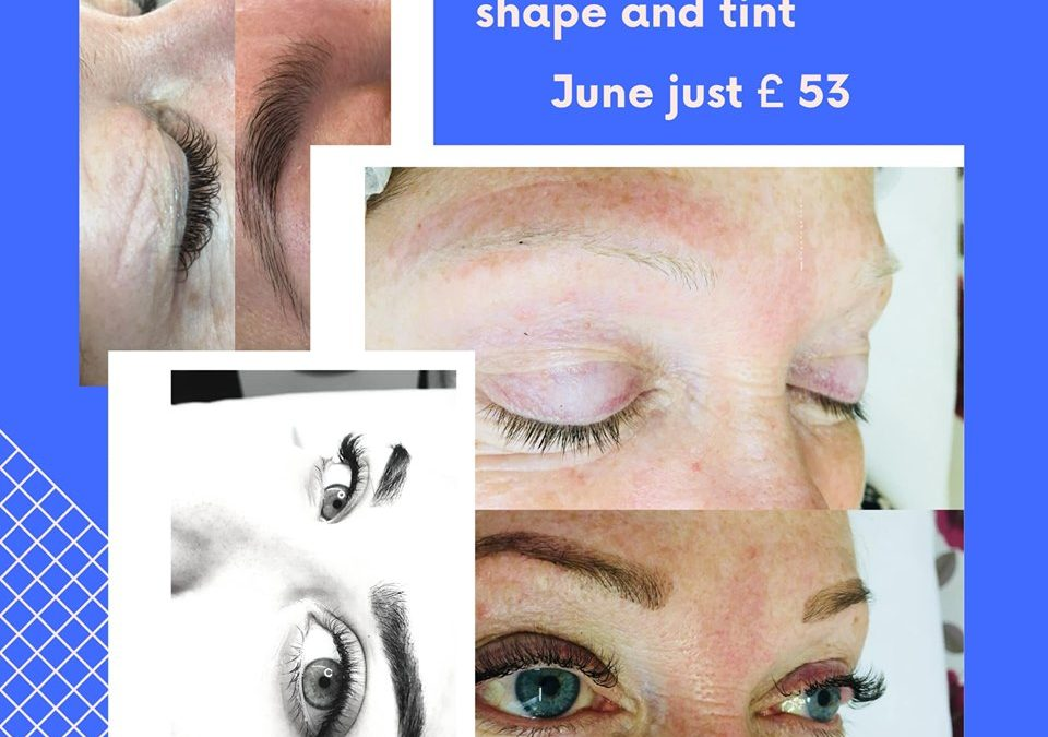 Beauty Services Exeter – June Promotion